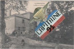 CPA ST CHRISTOPHE VIENNE LE MOULIN DU BUISSON  X - La Villedieu Du Clain