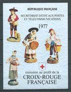 FRANCE 1977 . Carnet Croix Rouge N° 2026 . Neuf ** (MNH) - Carnets