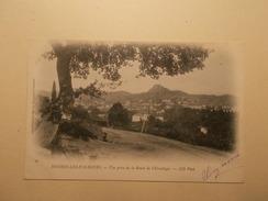 Carte Postale - HYERES (83) - Vue Prise De La Route De L'Ermitage (1570) - Hyeres