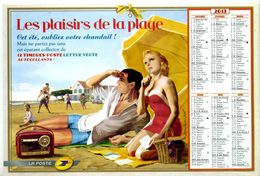 France 2013 Collector Calendrier Ski Café Appareil Photo Gants Chapeau Radio Lunettes Soleil - Collectors