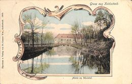 Gruss Aus Kohlscheid - Mühle Im Wurmtal (Litho, 1909, Verlag Von Fr Cramer) - Duitsland