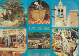 Tunisia.  Views.    Sent To Denmark  1982  # 07025 - Tunisia