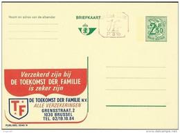 Publibel Neuve N° 2540  ( De Toekomst Der Familie)  Sans  Le P 010 - Publibels