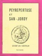 D11. DUILHAC-SOUS-PEYREPERTUSE - SAN-JORDY. - Languedoc-Roussillon