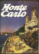 Monte Carlo. Mixed Franking. Sent To Denmark 1988.    Monaco    # 07032 - Prince's Palace