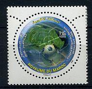 Maroc ** N° 1474 - Coupe D'Afrique Des Nations De Foot - Morocco (1956-...)