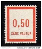 FRANCE FICTIF N°  F78 ** Timbre Neuf Gomme D´origine Sans Trace De Charnière - TB - Phantomausgaben