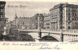 Grüss Aus Wien - Der Schwarzenbergplatz (1901) - Ringstrasse
