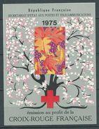 FRANCE 1975 . Carnet Croix Rouge N° 2024 . Neufs ** (MNH) - Carnets