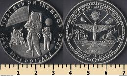 Marshall Islands 5 Dollars 1994 - Islas Marshall