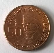 URUGUAY - 50 Pesos 2011- - Uruguay