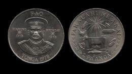 TONGA . 2 PA'ANGA . 1978 . F.A.O . - Tonga