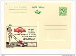 Publibel Neuve N° 2460 (NIAGARA   Tondeuse; Fosses-la-Ville) - Publibels