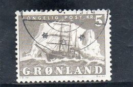 GROENLAND 1950-60 O - Groenlandia