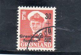 GROENLAND 1959 O - Groenlandia