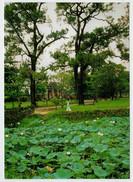 VIETNAM  HUE-   EMPEROR MINH MANG'S   MAUSOLEUM      2 SCAN   (VIAGGIATA) - Vietnam