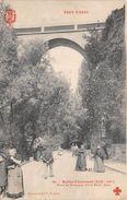 ¤¤  -  TOUT PARIS  -  Buttes Chaumont  -  Pont De Briques , Dit Pont Fatal  -  F. Fleury   -  ¤¤ - Arrondissement: 19