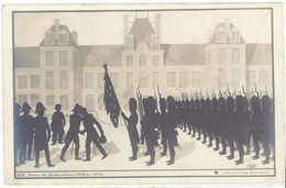 Cpa Adieux De Fontainebleau, Signée Coulon   ( Napoléon )    (S.2185) - Histoire