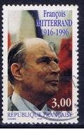 F+ Frankreich 1997 Mi 3185 2332 Mitterrand, Martin Von Tours - Oblitérés