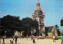 PIE 17-Des.V-5131 : PLOUDALMEZEAU JOUEURS DE BOULES PETANQUE - Ploudalmézeau
