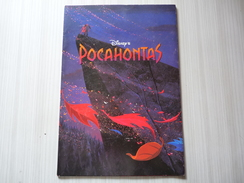 Walt Disney Studios - POCAHONTAS - 1996 - Pochette De 3 Exclusive Commemorative Litograph - Lithographies