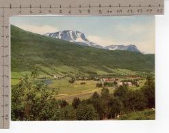 Utsikt Mot Vollan, Nordkjosbotn. - Norvège