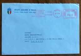 SPORT VELA  ATLETI AZZURRI D'IATALIA FED.ITALIANA VELA CAMPIONATO MONDIALE TRIESTE 1983 TARGHETTA ROSSA ROMA 24/6/83 - Vela