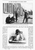 LES ONDES ELECTRIQUES ET LE CERVEAU HUMAIN  1902 - Health