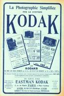 "PUB APPAREILS PHOTOGRAPHIQUES  "" KODAK ""  1902 (1) - Sin Clasificación"