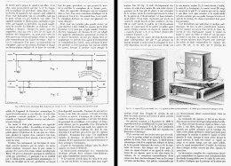LE BLOCK-SYSTEM   1902 - Ferrovie