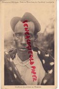 AFRIQUE -RUANDA - RWANDA - COIFFURE DE PRINCE - - Rwanda
