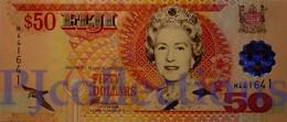 FIJI 50 DOLLARS 2002 PICK 108a UNC - Fidji