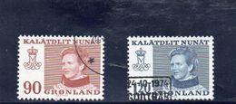 GROENLAND 1974 O - Groenlandia