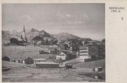 Autriche - Berwang - Panorama - Reutte