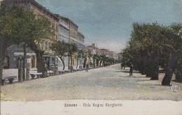 Italie - Livorno - Viale Regina Margherita - Livorno