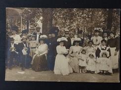 31 - CPA-Photo - Ca. 1900 - Groupes De Vacanciers à LUCHON (Art Moderne / A. BAUDILLON) -f - Luchon