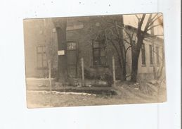 KOMMANDO DE TRAVAIL N° 1192 (PEUT ETRE BLECHHAMMER POLOGNE QUI PORTAIT CE N°) CAMP PRISONNIERS DE GUERRE 1944 (CP PHOTO) - Weltkrieg 1939-45