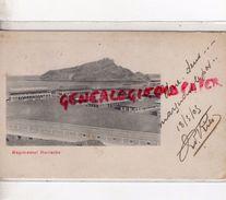 ASIE -YEMEN- ADEN - REGIMENTAL BARRACKS     1905- CACHET ADOLPHE RIES ARABIE - - Yémen