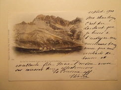 Carte Postale - Le Col Du Lautaret Et Le Grand Galibier 1900 (1579) - France