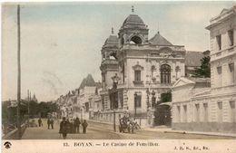 ROYAN - Le Casino De Foncillon      (98685) - Royan