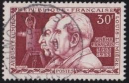 France   .    Yvert      .     1033        .         O   .         Oblitéré - France