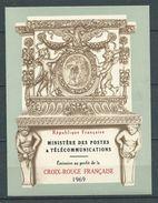 FRANCE 1969 . Carnet Croix Rouge N° 2018 . Neufs **  (MNH) - Carnets