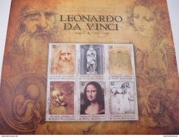 Grenada Carriacou & Petite Martinique Art Painting Leonardo Da Vinci - Art