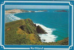 New Zealand - Cape Maria Van Diemen. Northland.    Sent To Denmark 1988.  # 07044 - New Zealand