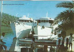 Philliphines - Puerto Galera.    Sent To Denmark  1987   # 07046 - Philippines