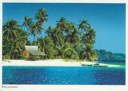 Philliphines - Bacuit Archipelago, El Nido.  Palawan    Sent To Denmark  1998   # 07048 - Philippines