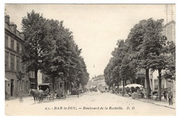 55 MEUSE  BAR LE DUC Boulevard De La Rochelle - Bar Le Duc