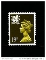 GREAT BRITAIN - 1993  WALES  19  P.  MINT NH   SG  W70 - Regionali