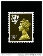 GREAT BRITAIN - 1993  SCOTLAND  19  P.  MINT NH   SG  S81 - Regionali