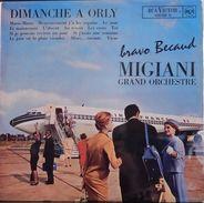 Armand Migiani 33t. LP *dimanche à Orly* - Instrumental